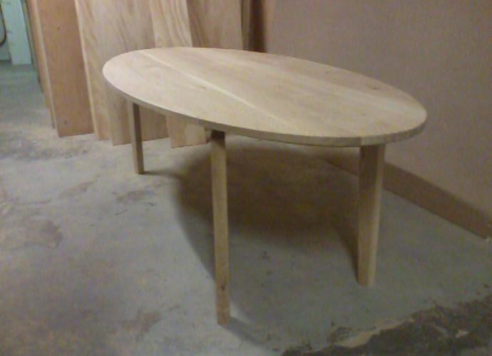 Massief Houten Tafel : Massief houten tafel kluslijn gelderland